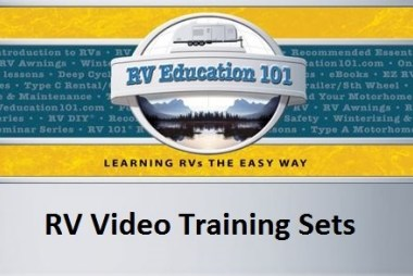 RV Video Training Bundle Sets